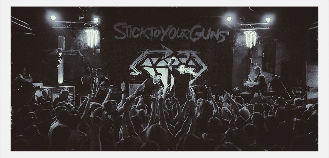 STYG Lieblingsband Taking Photos Check This Out Stick to your Guns. ♥