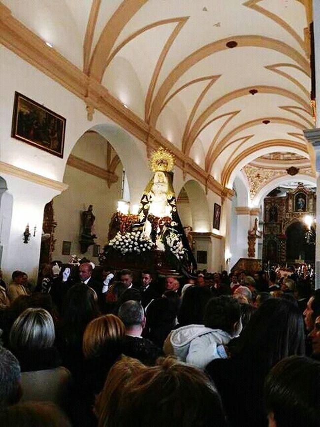 EyeEm Best Shots España🇪🇸 Spain ✈️🇪🇸 Virgen De Los Dolores Cristianos Iglesia Church Procesiones Procesion
