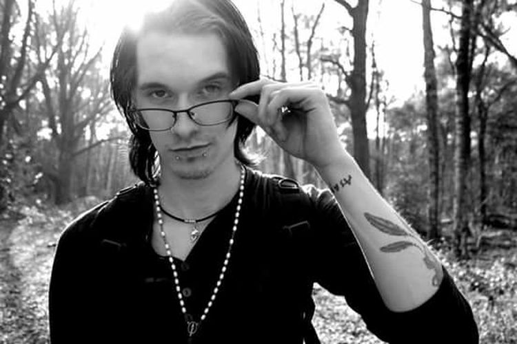 Portrait Boy Glasses Tattoo Piercings PiERCiNGS & TATTOOS Woods Forest