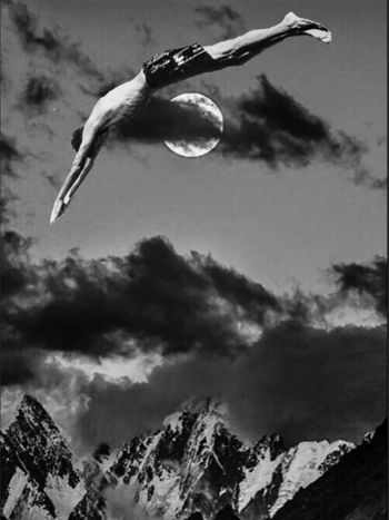 Photographic Approximation Hic Rhodus Hic Salta Human Condition Surrealism Hermetic