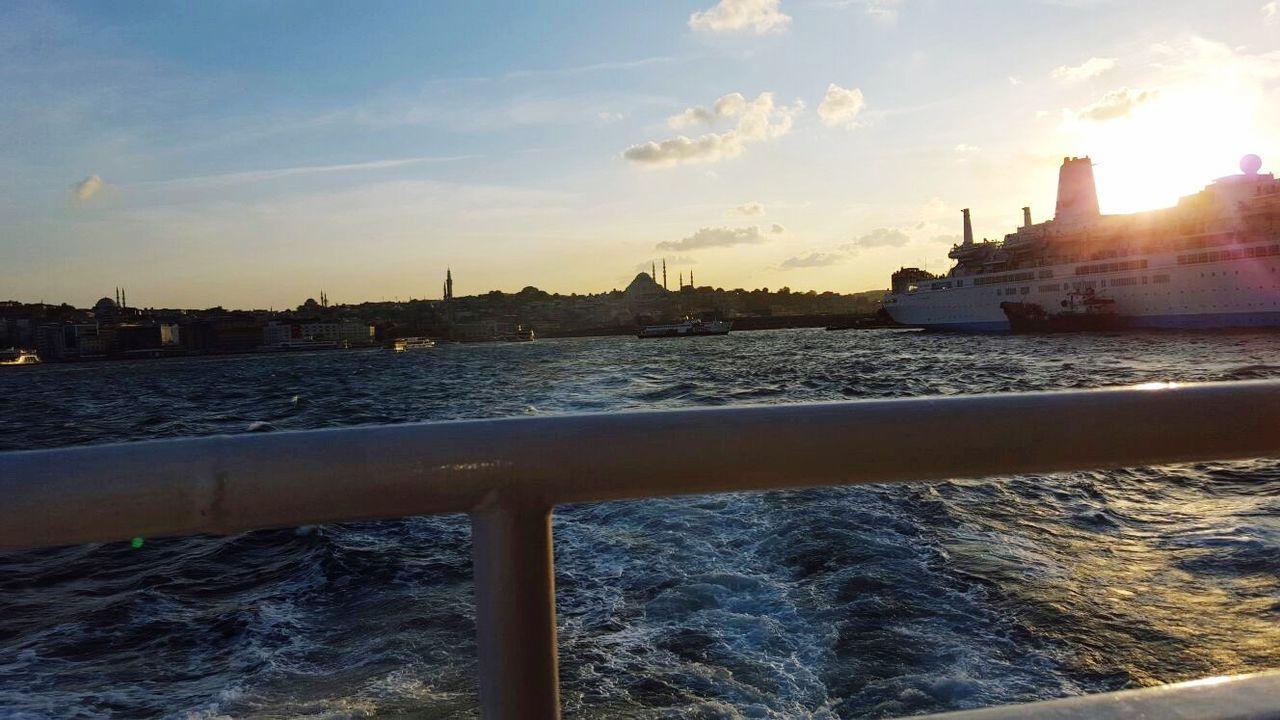 Taking Photos Enjoying Life Relaxing Sun Love ♥ 😍 Hello World Vapur Ve İstanbul