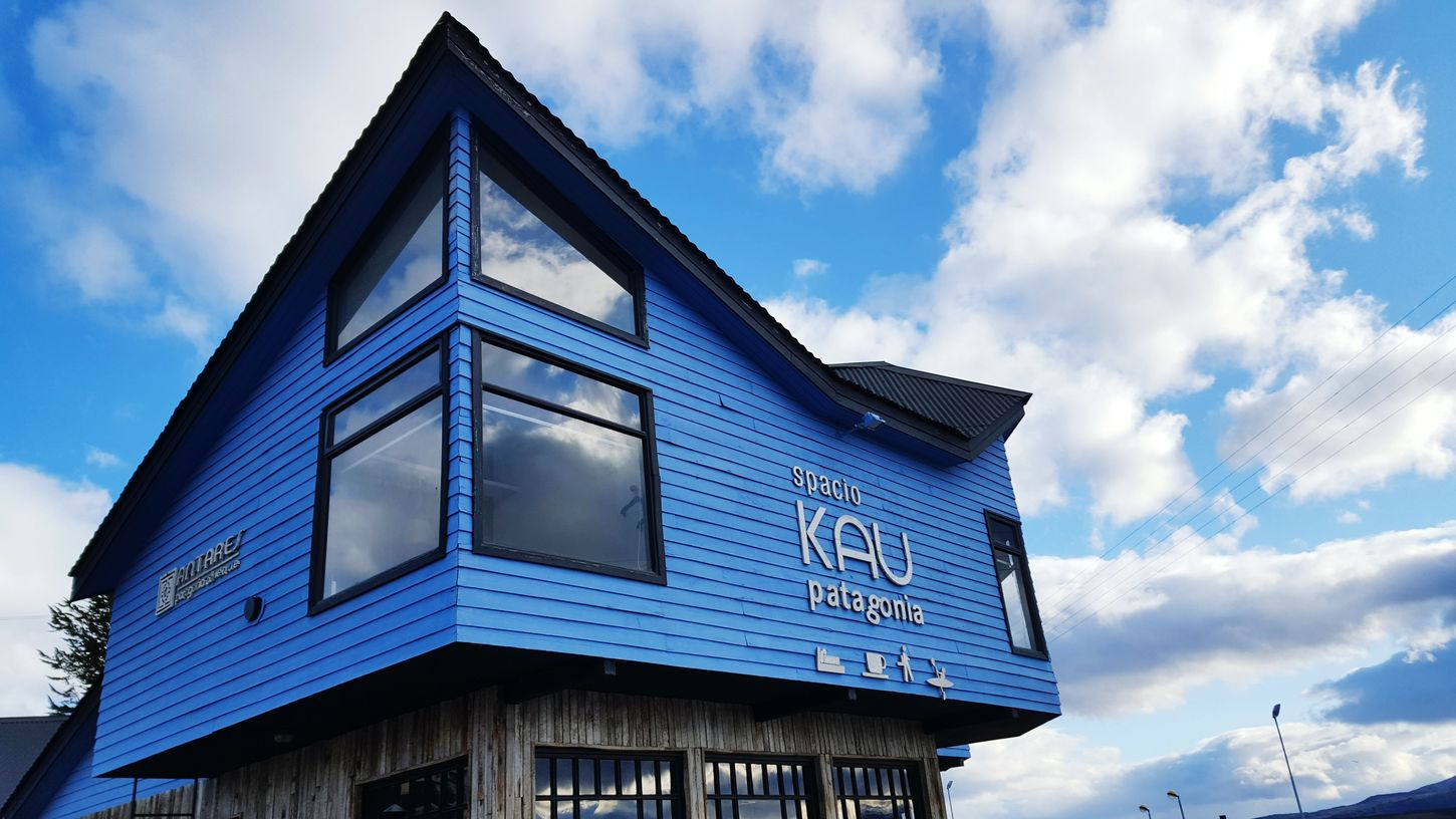 Architecture Sky Built Structure Cloud - Sky Blue Architecture_collection Architecture Patagonia Chilena Chile Puerto Natales Travel Photography Traveling