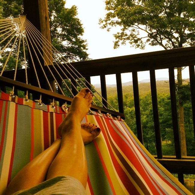 This is the life :) Summercabin Mtnview Greatfriends  Beautifulvacation