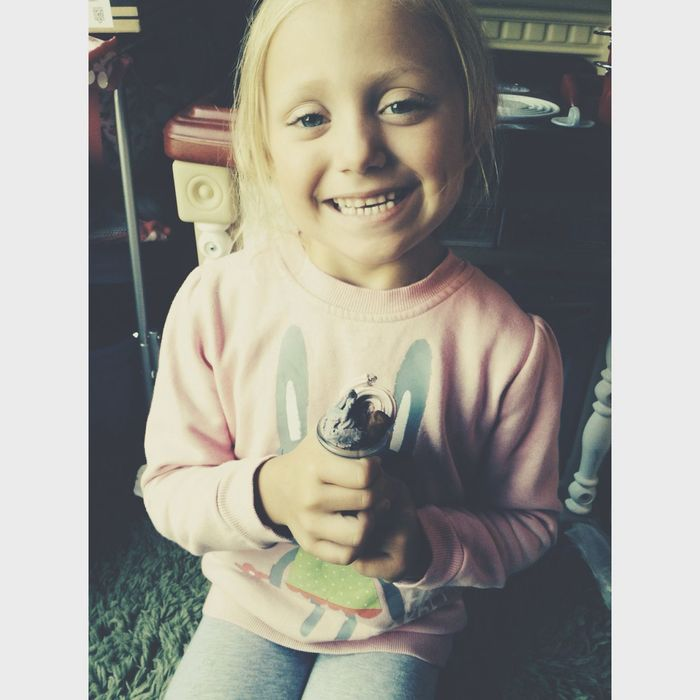 How adorable is my little sister Beautiful Girl MyWorld ♡ Sisterforever Love