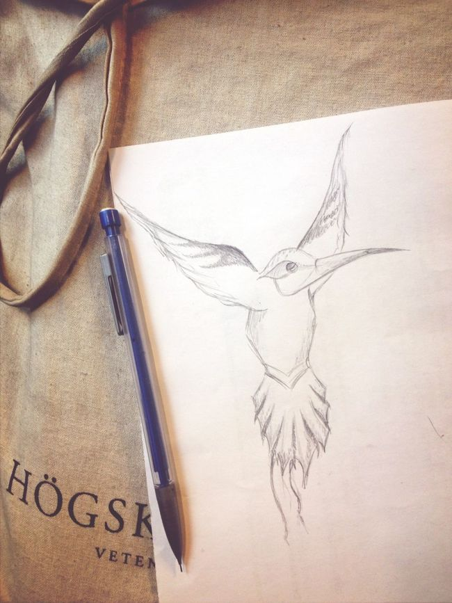 Sketching For My Brother's Tattoo