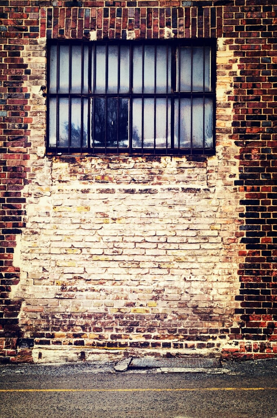 Bricks Grimescene Grimewindow
