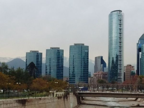 Cityscapes Chilegram Santiagodechile Cellphone Photography Santiago De Chile Chile Parque Titanium