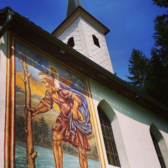 Stmichael Villach Church Landskron hiking