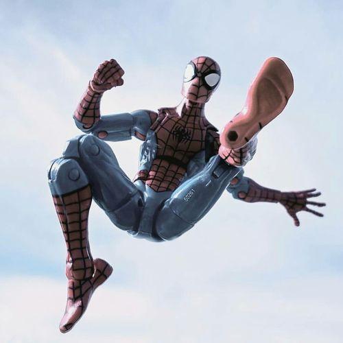 Marvel Spiderman Toyphotography