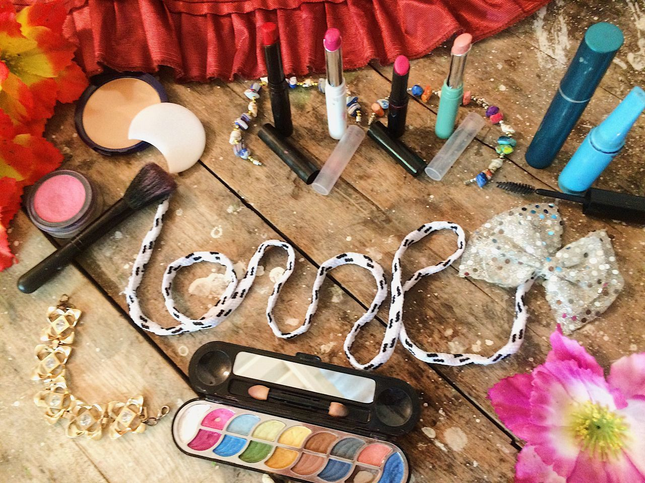 Indoors  Table No People Large Group Of Objects Day Makeup Makeupartist Makeup ♥ Make-up Makeupaddict