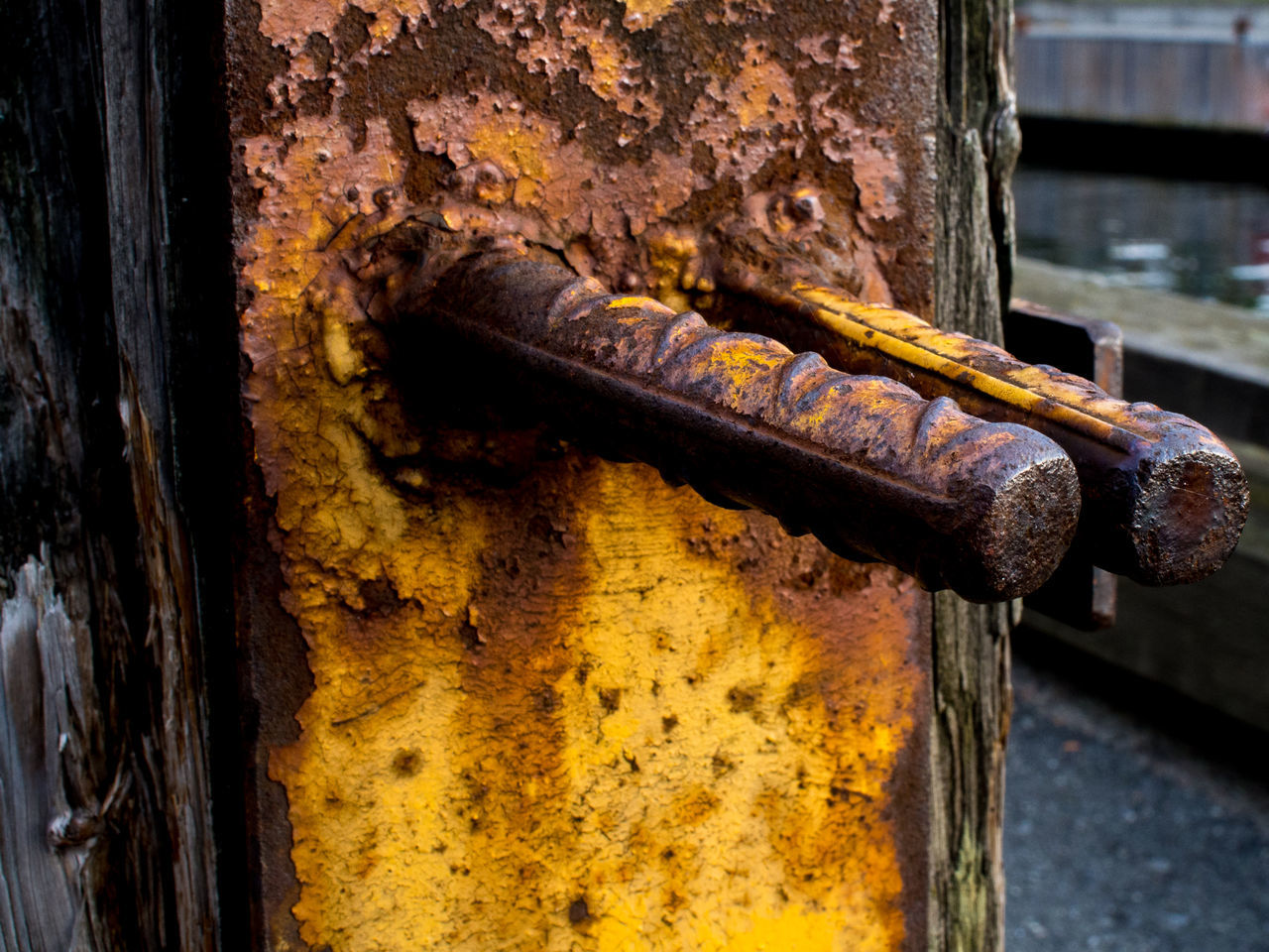 Bad Condition Bolt Bolts Close-up Metal Obsolete Old Rough Bolts Rough Texture Run-down Rusty Rusty Bolts Rustygoodness Textured  Weathered