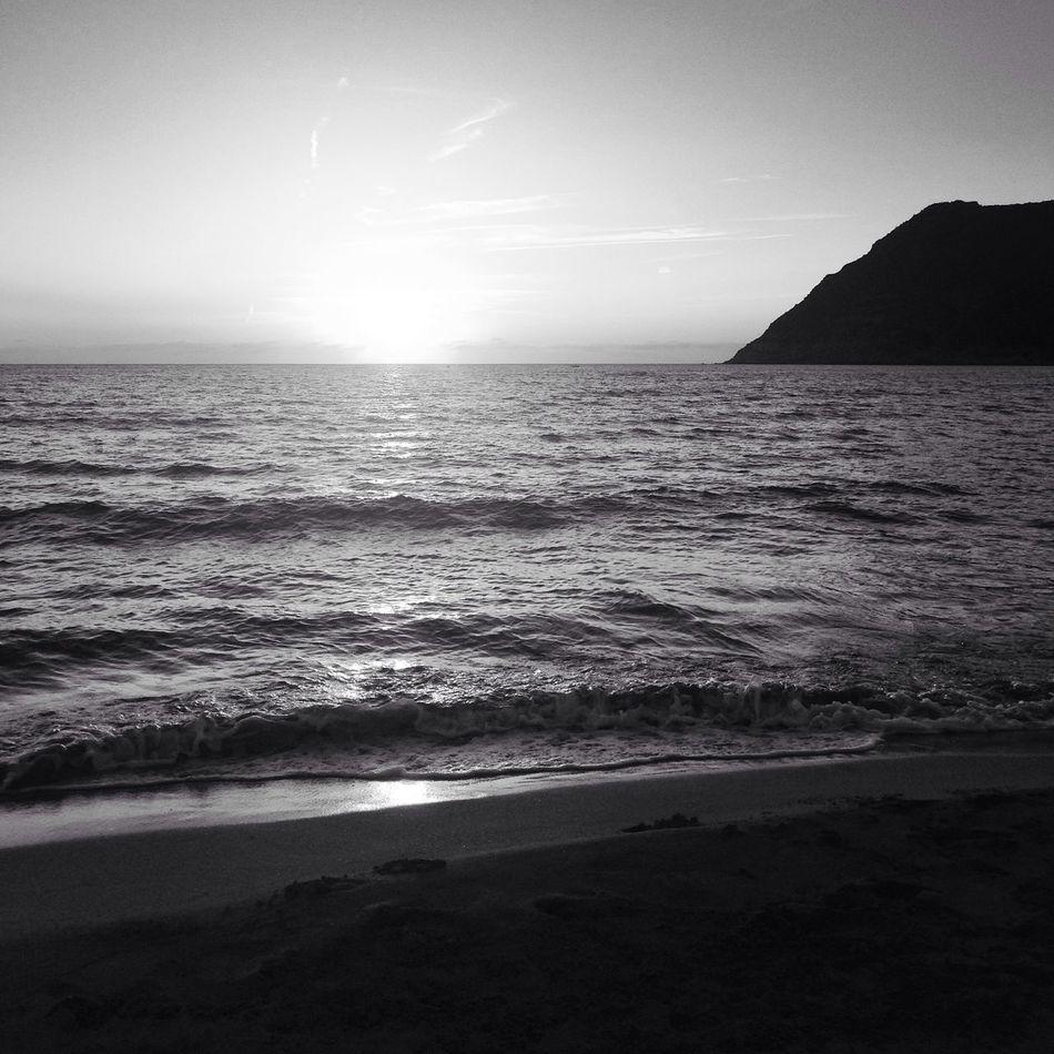 At Spiaggia Di Porto Ferro Bianco E Nero Beach Luoghi Del Cuore