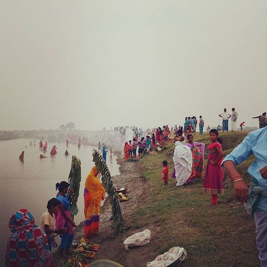 Chhathpuja Festival Bihar India