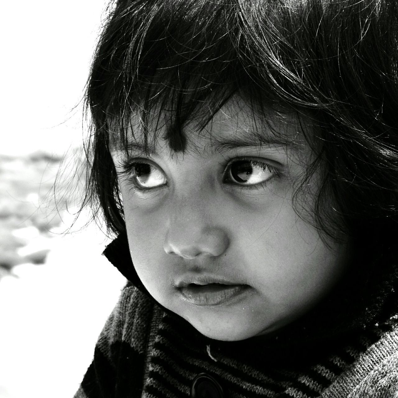 Monochrome Photography Monochrome Little Girl Girl Photo Of The Week
