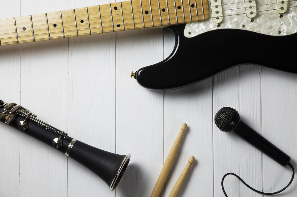 Beautiful stock photos of gitarre, Arts Culture And Entertainment, Clarinet, Close-Up, Day