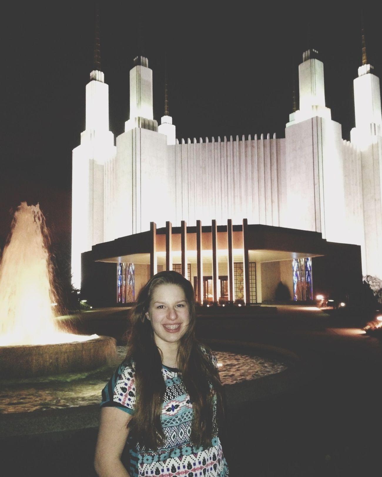 Love this temple Summer Mormon Life Washington, D. C. Lds