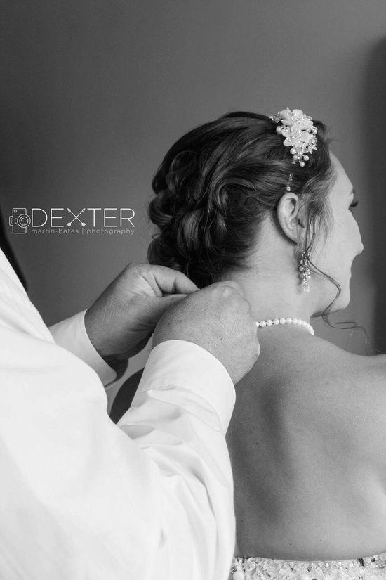Wedding Photography Wedding Day Wedding Dress Father Of The Bride Bride Blackandwhite Monochrome Love