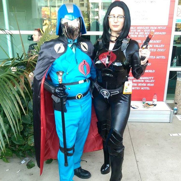 Cobracommander Baroness Gijoe Sdcc SDCC2015