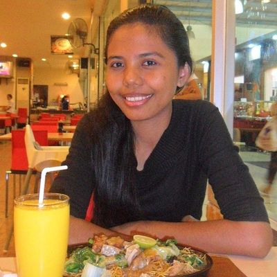 Me Indonesianwomen Lunch Mietiti  Miekering Hotplate Mangojuice Abecafe