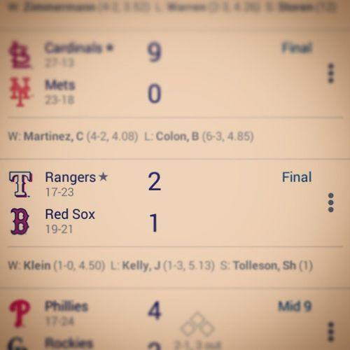 My team won today💋💕😘😍 Rangers