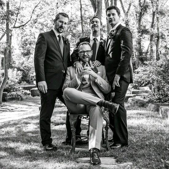 Laugh Family Cousin Groom Groomsmen Weddingparty Theboys CanadianCreatives