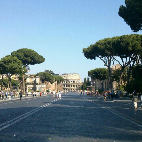 Roma 25 Days Of Summer Italy Kolosseum