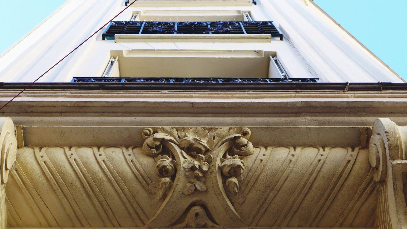 Leica et Eva Filter e 2 février 2014 France Architecture