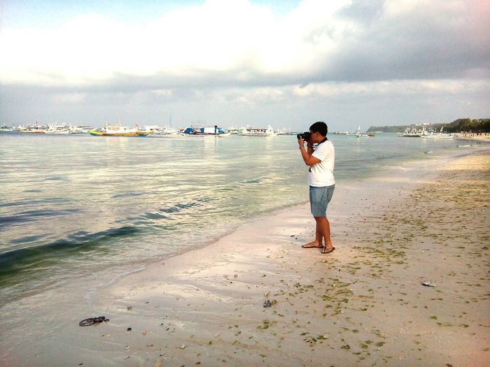 Good morning. Boracay Philippines BoracayIsland Boracay2015 Summertime