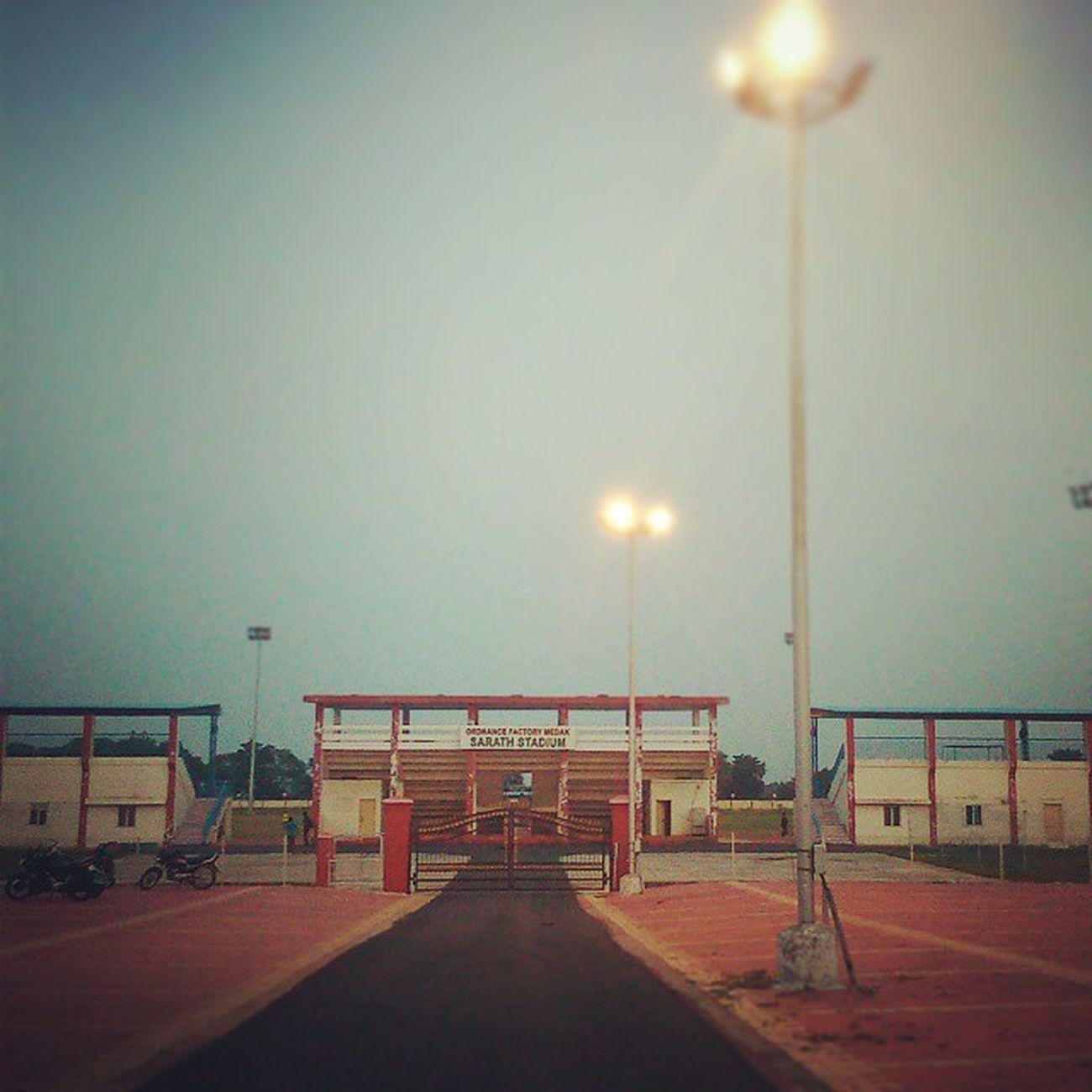 Sarath_stadium Evening ODF Estate
