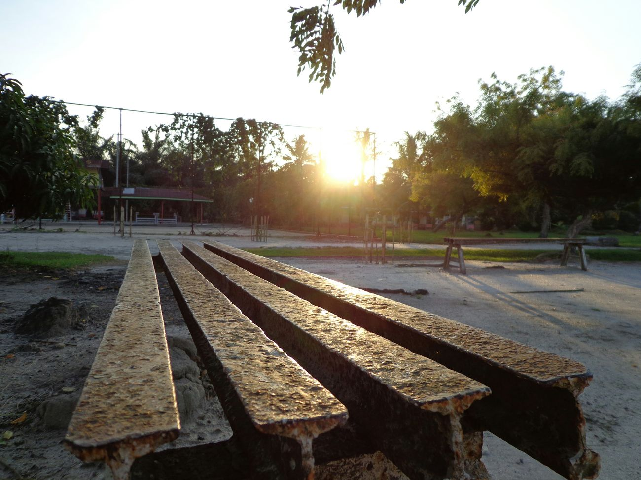 ADO POM Sunset Tennis Court