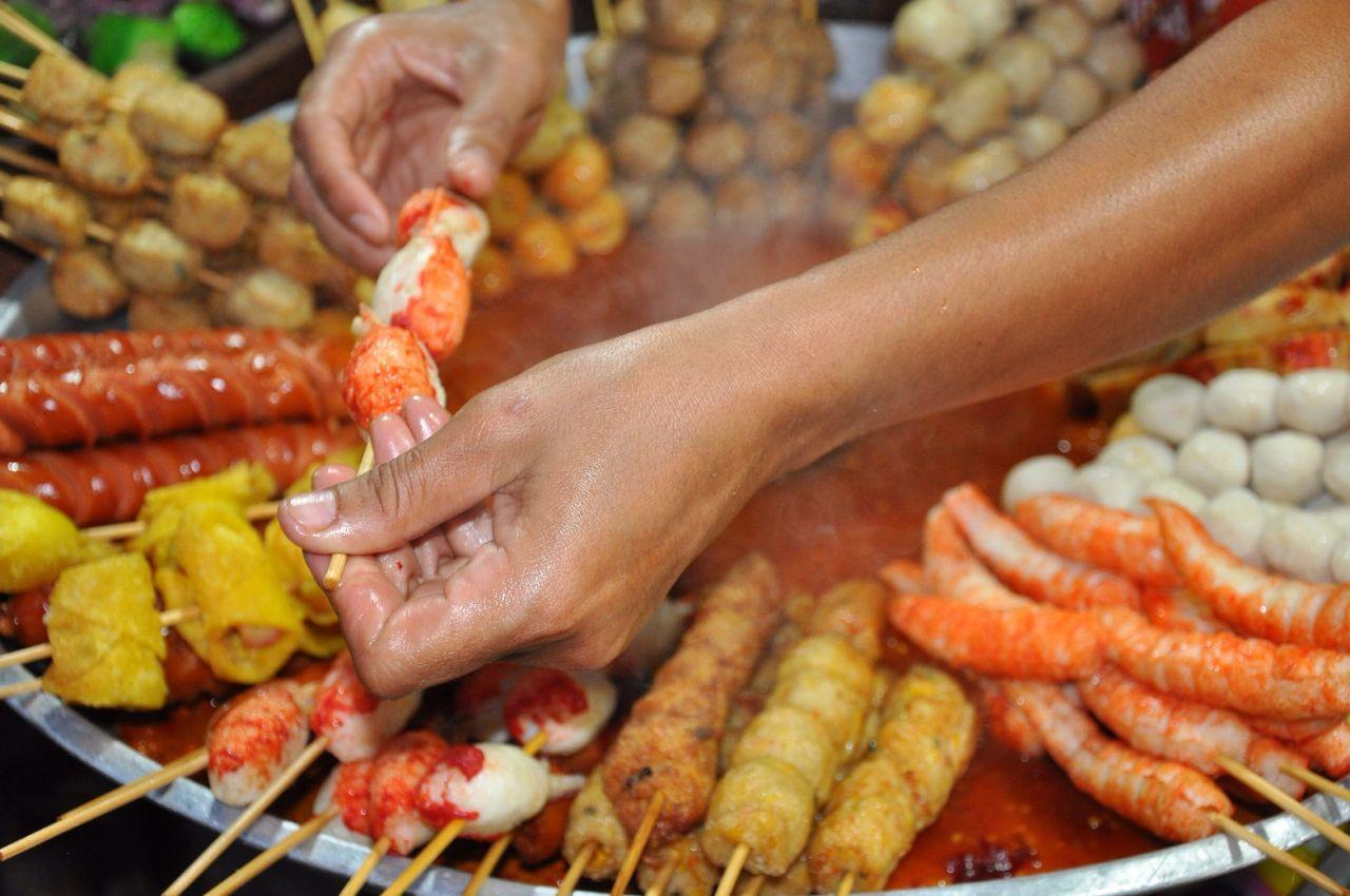Thai Food Street Food