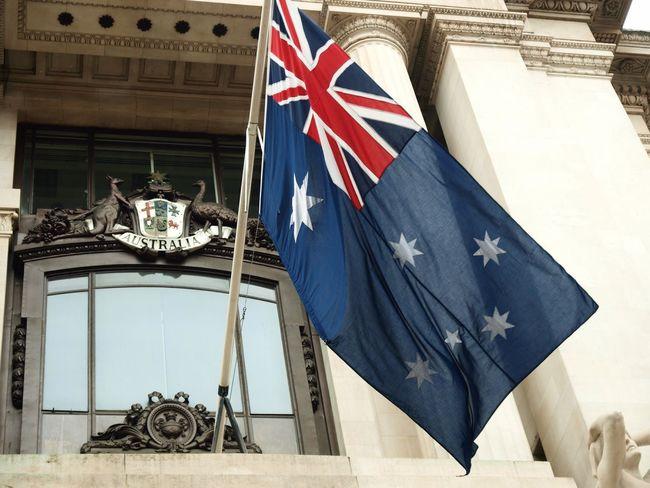 Australia House. London. Uk. Australia House Australian Flag Steve Merrick London Britain Politics Zuiko Olympus Stevesevilempire