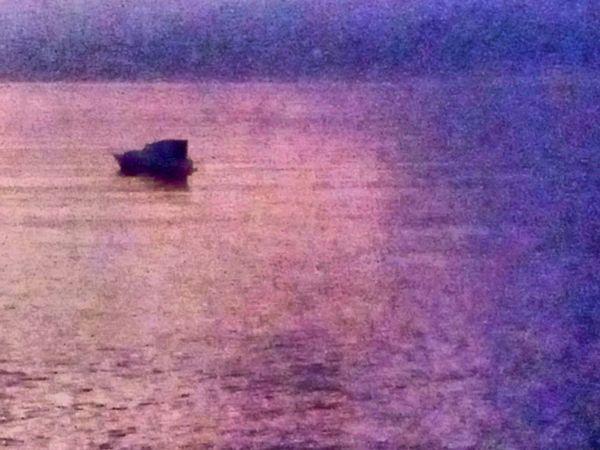 Boat Reflection_collection Reflection Boat Sea Rijeka Rijeka.Croatia❤⛵ Sunset Outdoor Photography Kantrida