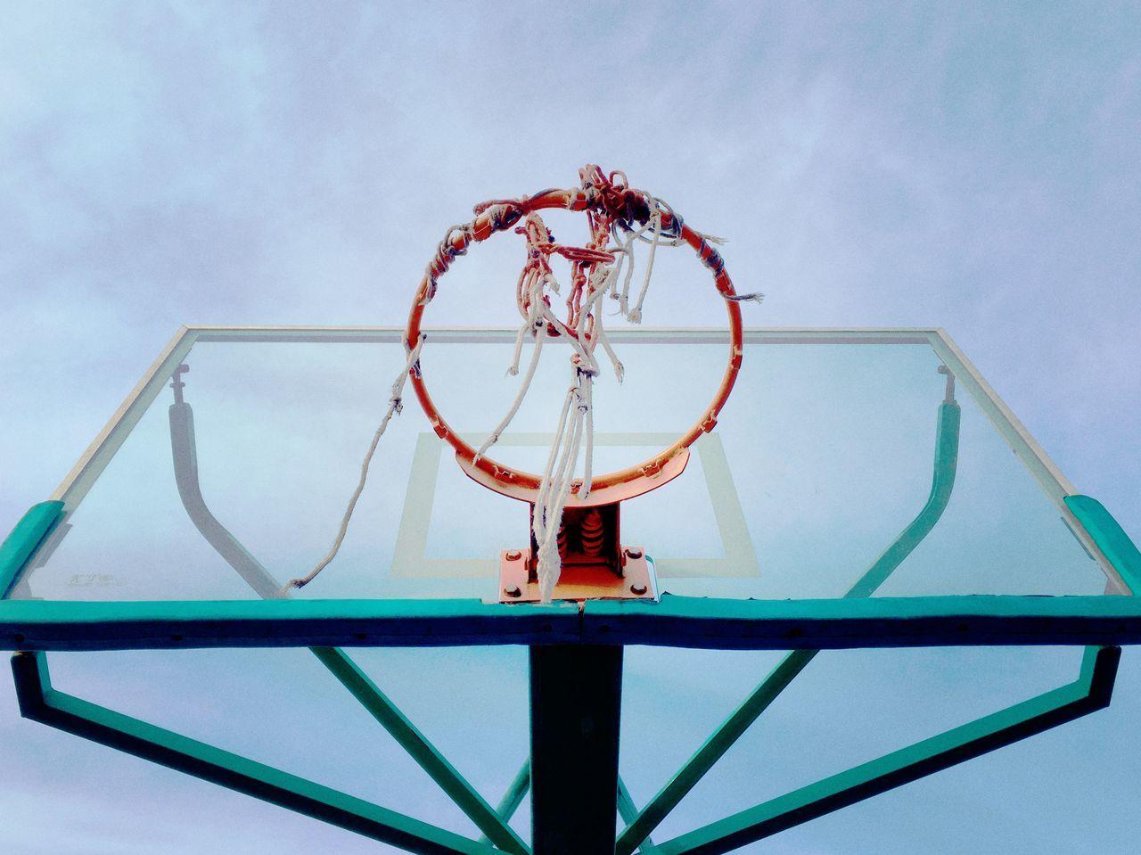 Beautiful stock photos of sky,  Basketball - Sport,  Basketball Hoop,  Broken,  China