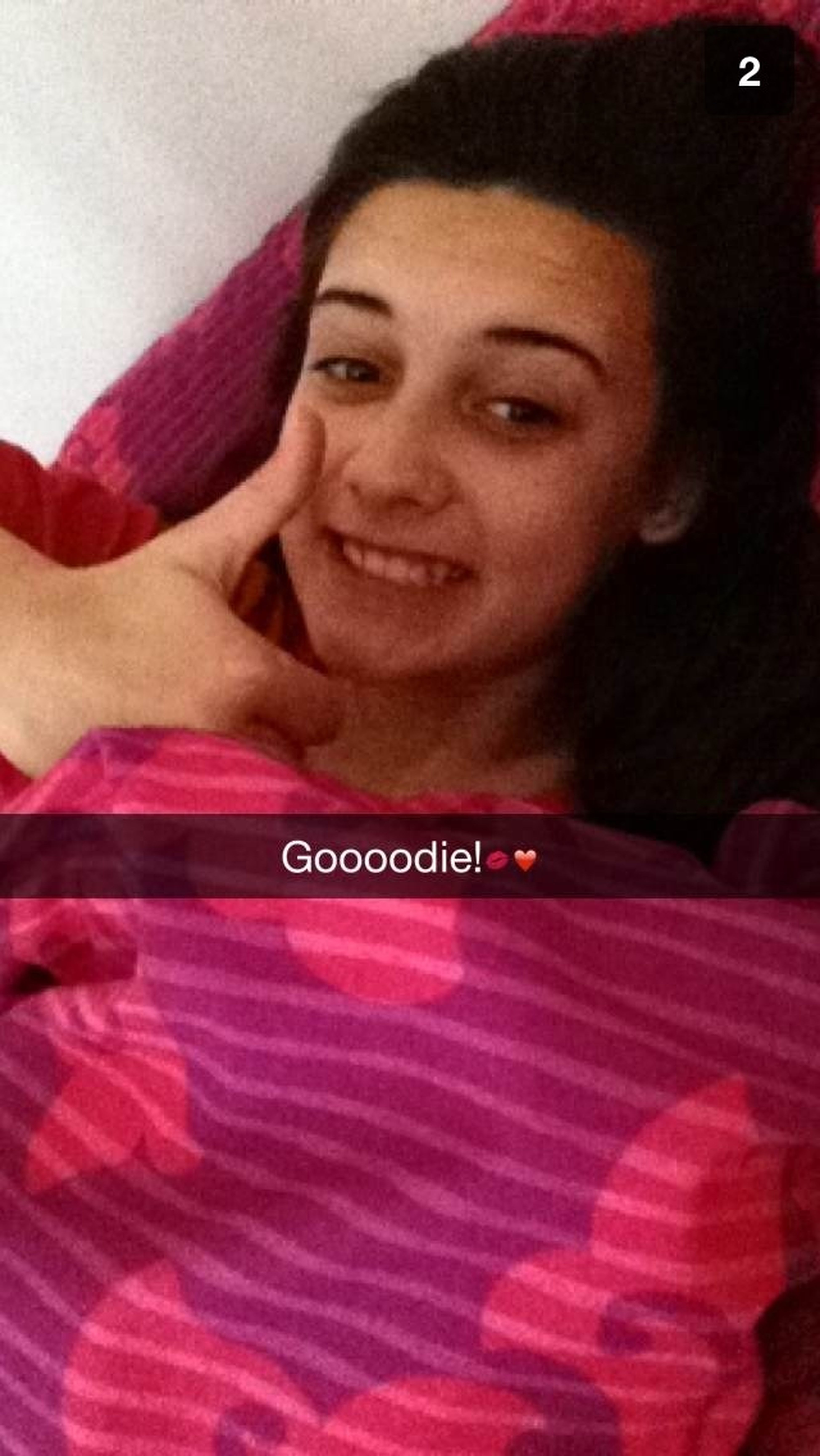 Kayleigh Snap Chat Love This Girl