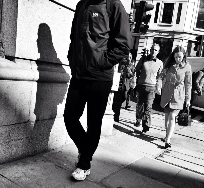 streetphotography in London by Kevin Thornhill