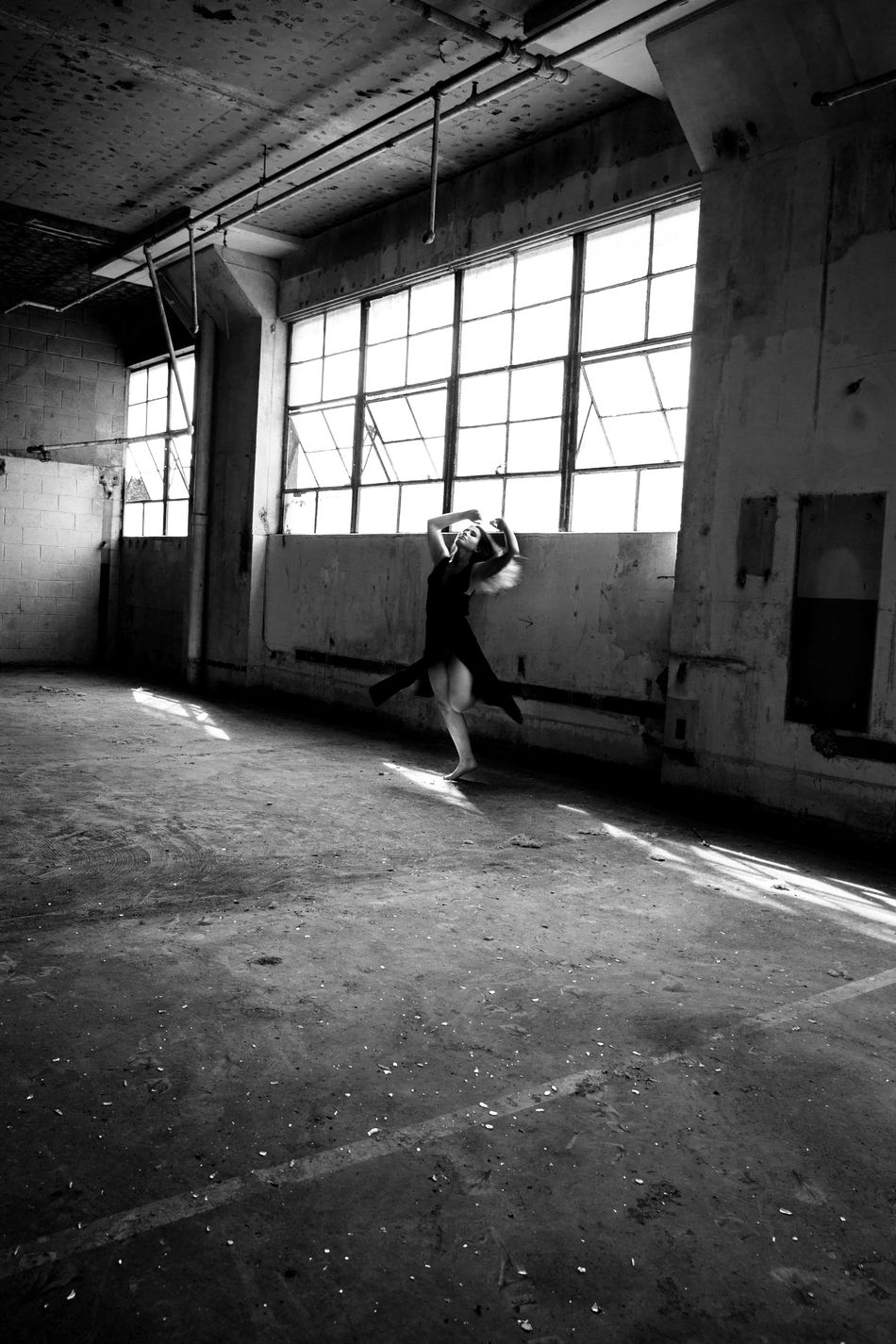 The Following Dance Abandoned Buildings Architecture Modeling Hidden Gems  The Secret Spaces