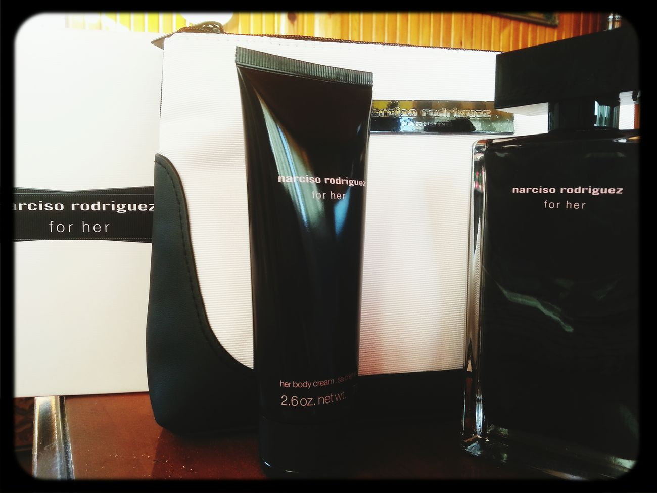 Favorite Perfume Narciso Rodriguez The Smell Of Summer