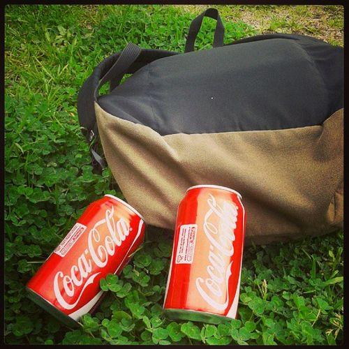 Coca -cola Friends Green Trebol