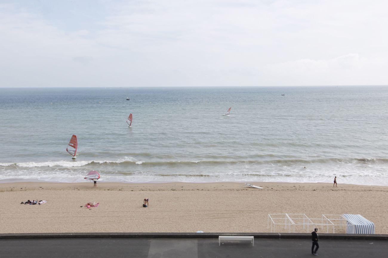 La Baule, mercredi 1er juillet 2015, 18h20. Timelapse TimeLaBaule LaBaule EyeEm Best Shots Fineart Mstkn Beach Sea