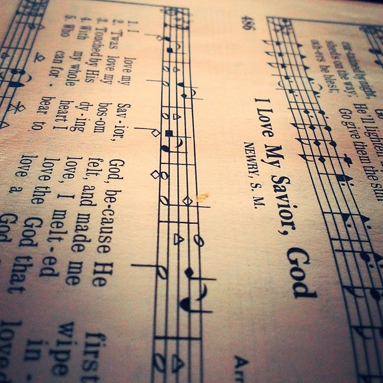 My favorite hymn 🎼🎵🎶❤ HarmonyHighlands Singingschool 2014 Hhss cadescove primitivebaptist photography God love singing acappella solfege shapenotes IlovemysaviorGod
