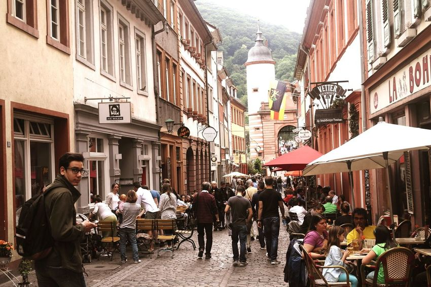 Heidelberg Deutschland Germany Streetphotography Treavelling The Street Photographer - 2015 EyeEm Awards OpenEdit Tour