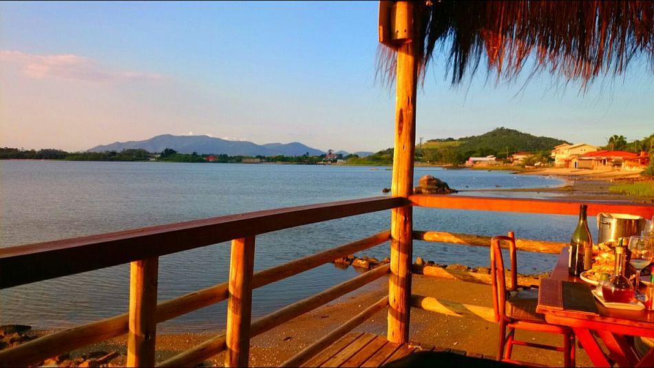 Walking Around Relaxing Enjoying The Sun Island Life
