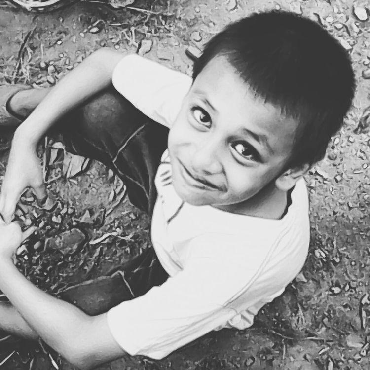 My Kid Monocrome