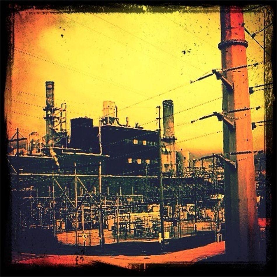 Power Lines Power Plant Power Iowa