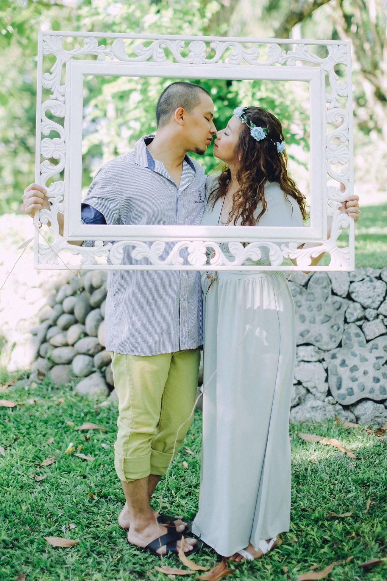 Two People Love Togetherness Romance People Bonding Outdoors Wedding Dress Well-dressed Bride Prenup Prenupshoot Groom Couple