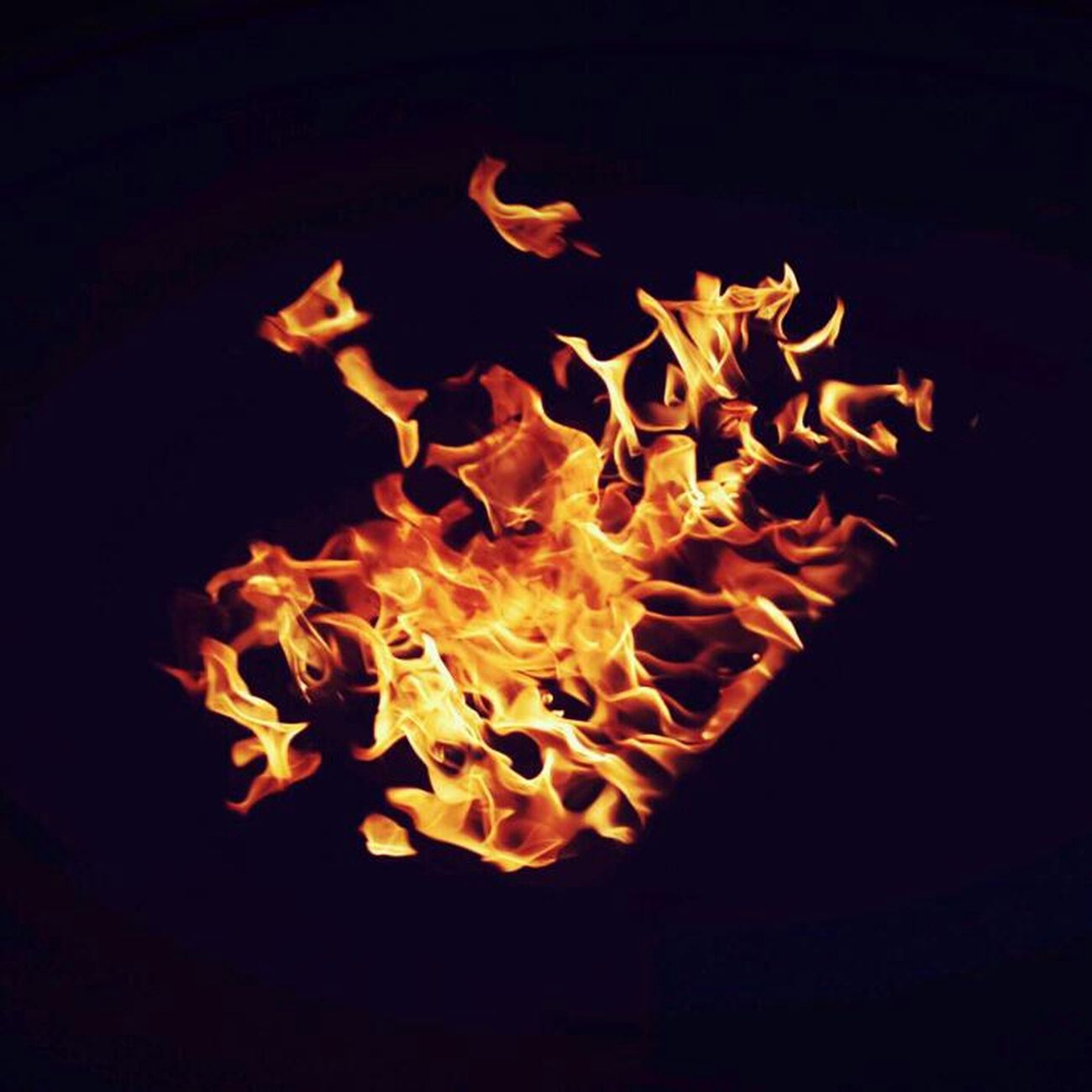 Sea تصويري  Fire Taking Photos