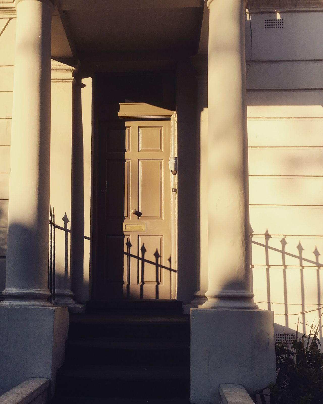 The City Light Door Built Structure No People Architecture Indoors  Day London Notting Hill