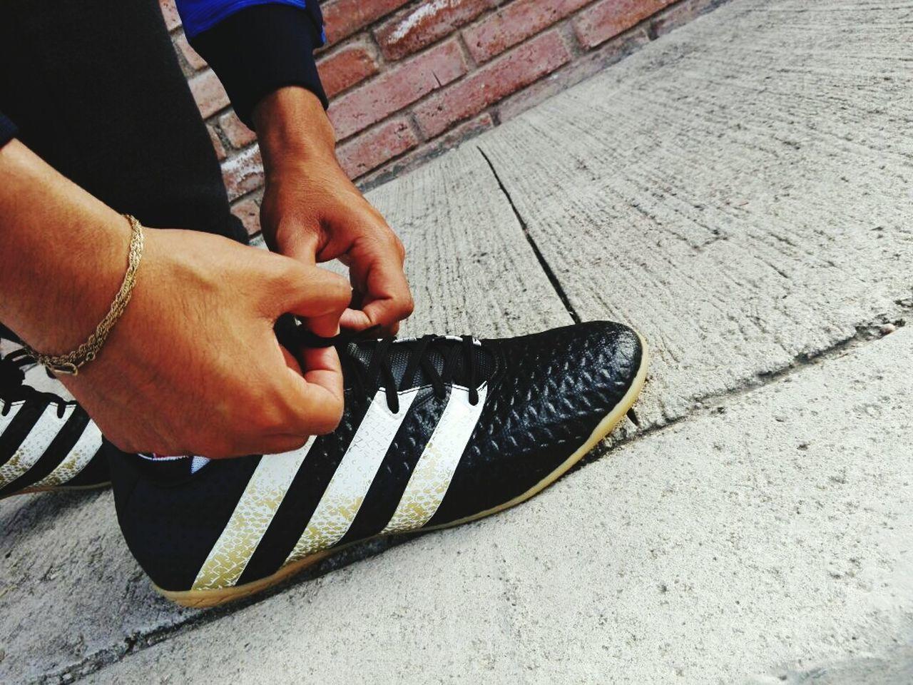 Adidas Football Belleza People