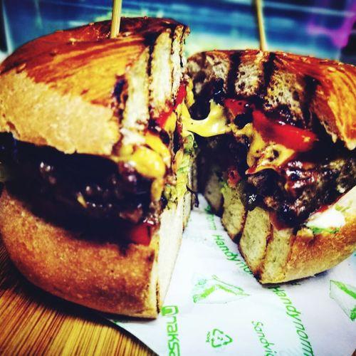 Burger Burger7seven Kayseri